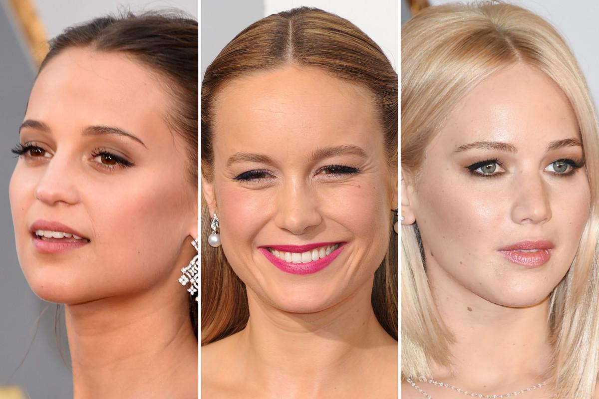 Oscars 2016 beauty looks