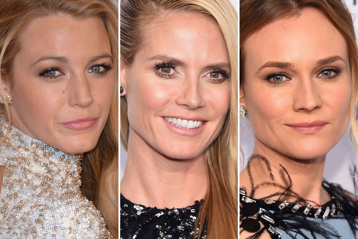 amfAR New York Gala 2016 beauty looks