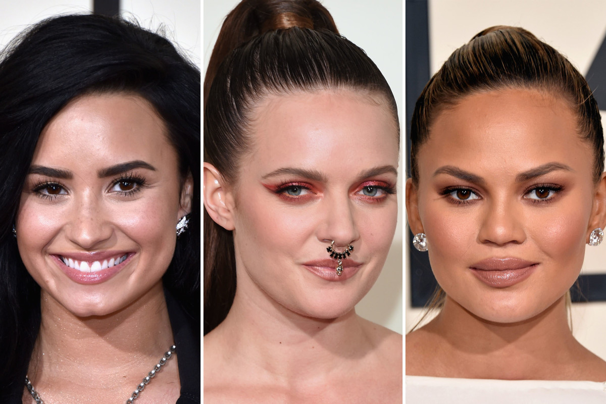 Grammys 2016 beauty looks