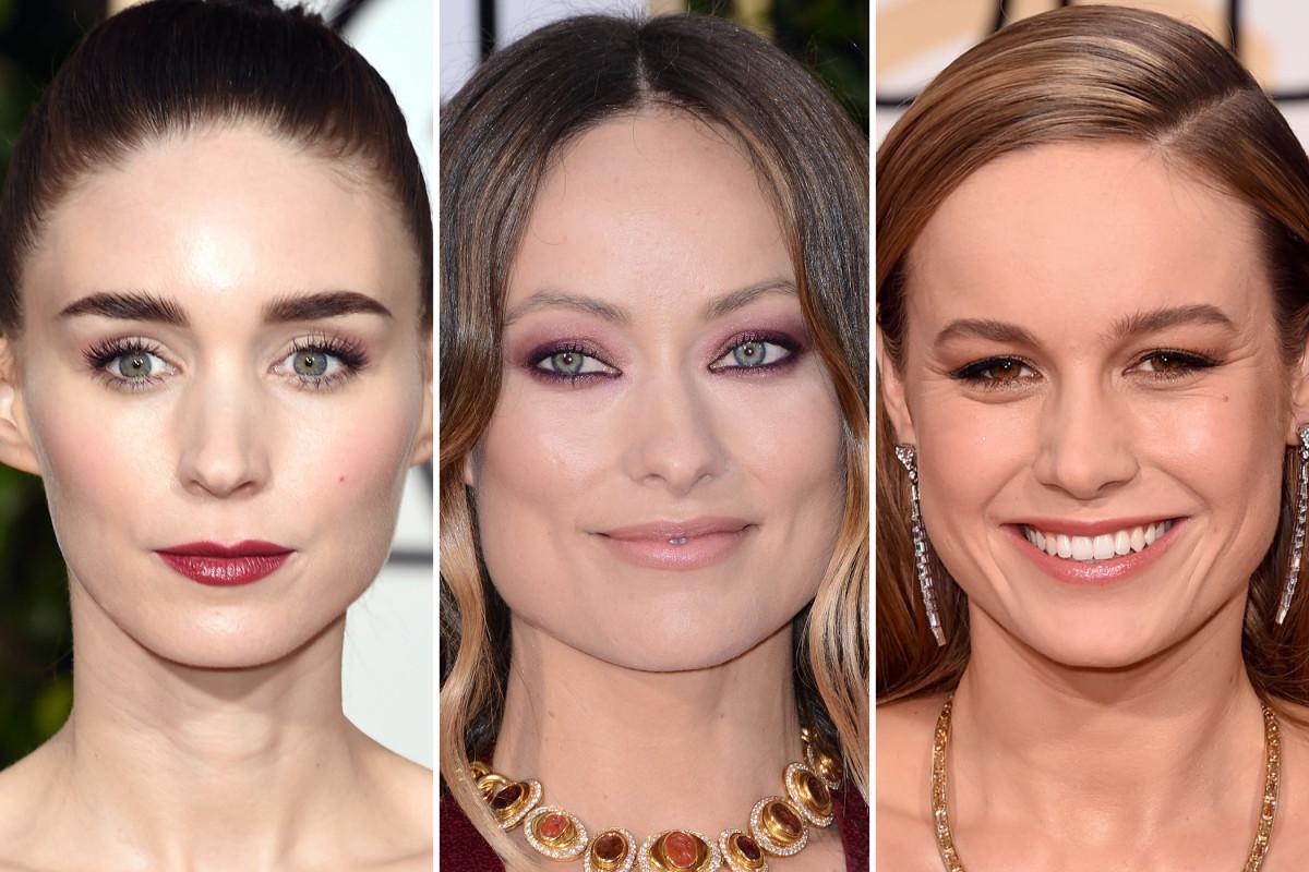 Golden Globes 2016 beauty looks