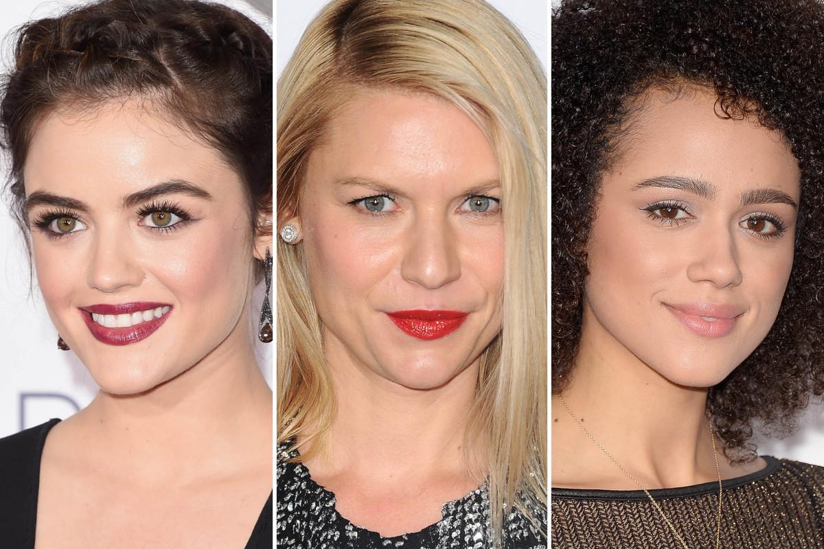 People's Choice Awards 2016 beauty looks
