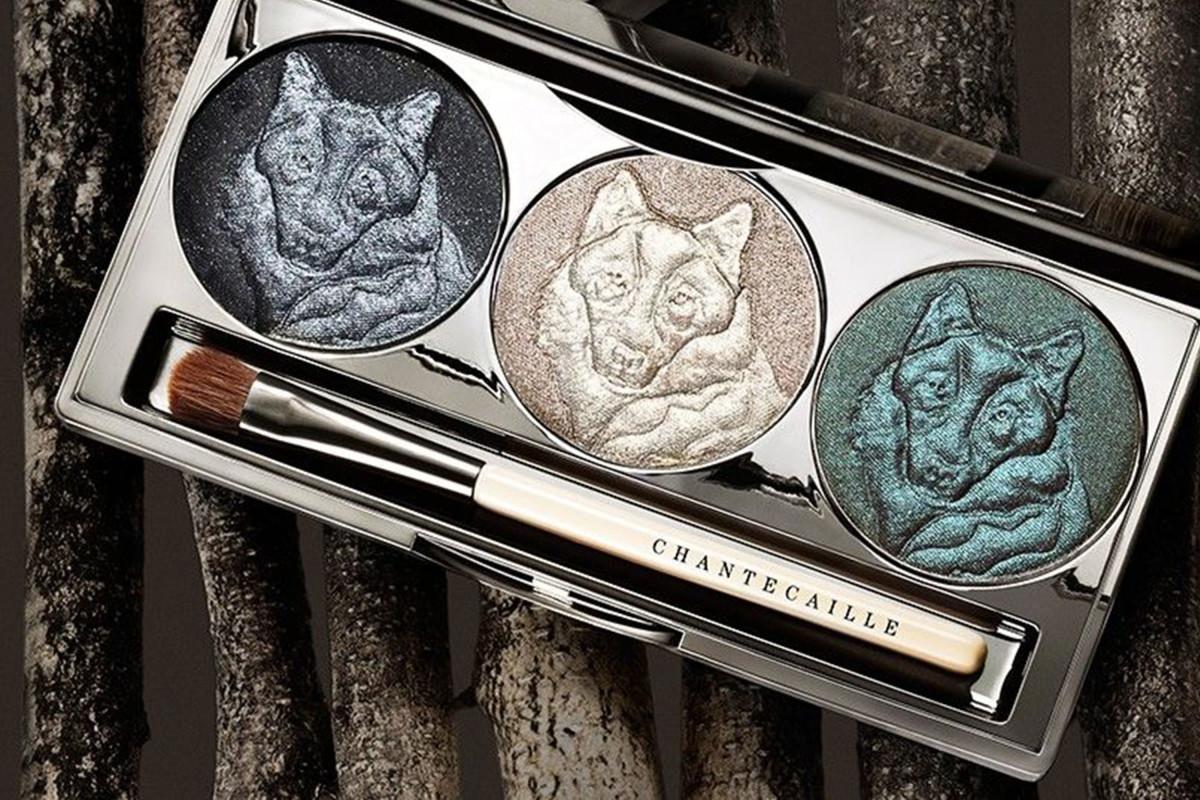 Chantecaille Protect the Wolves Eye Shade Trio