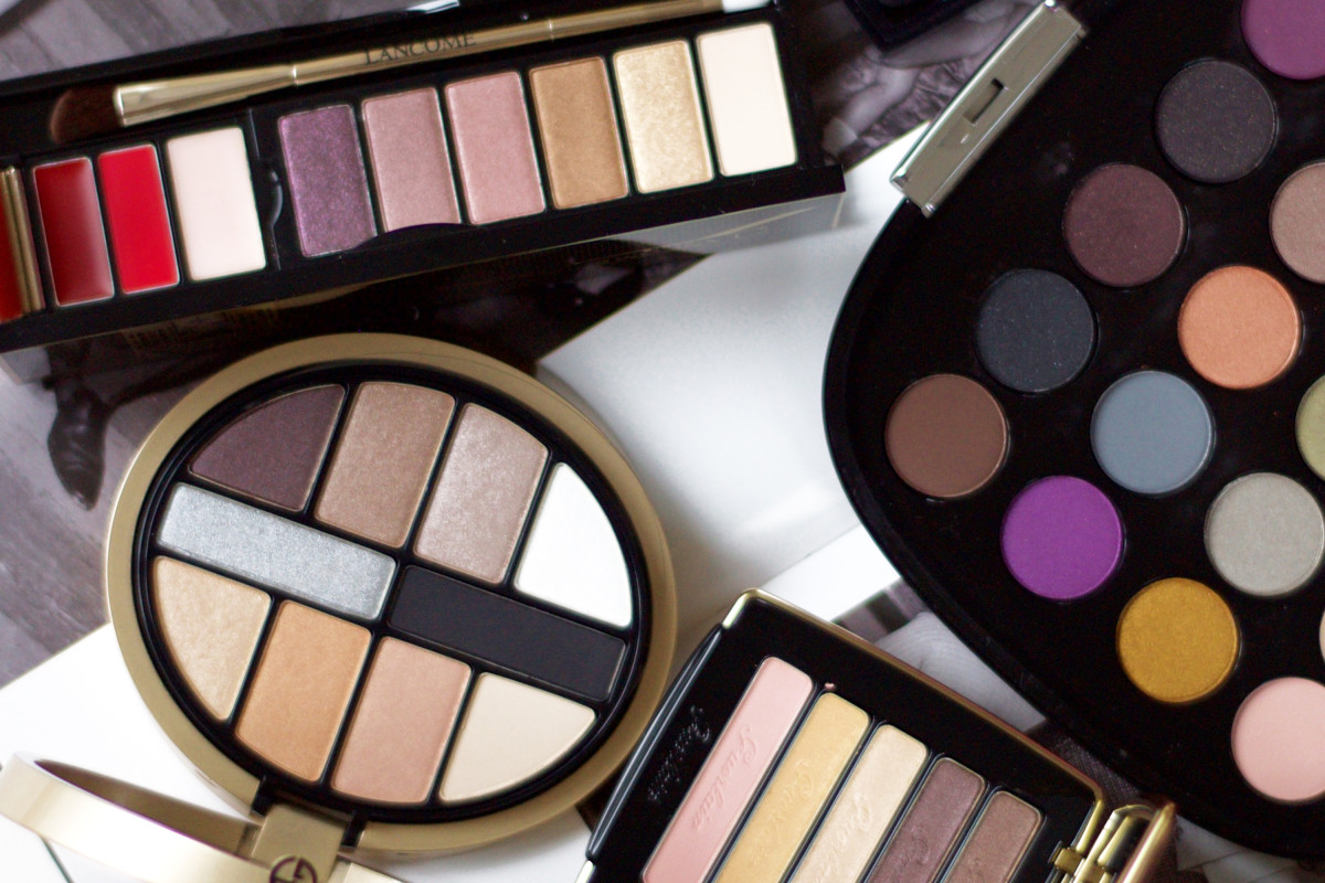 Best holiday makeup palettes