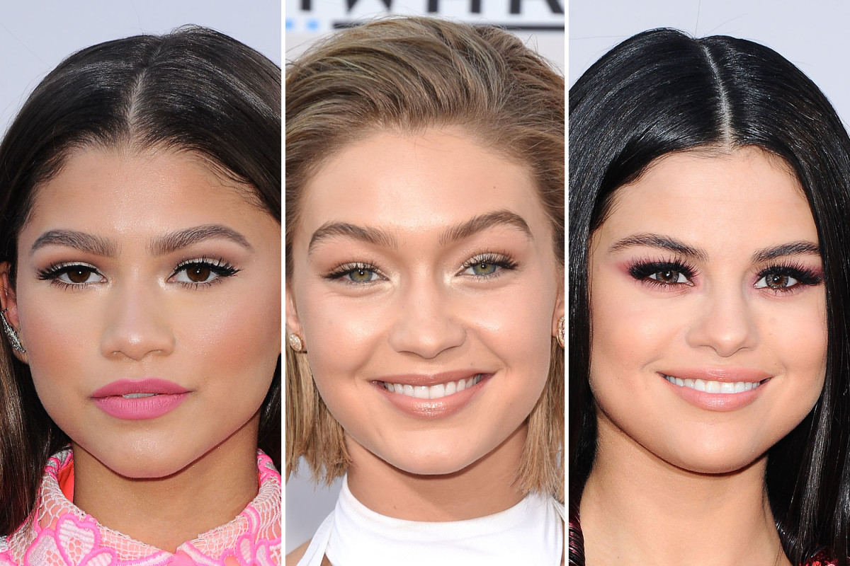 American Music Awards 2015 beauty looks
