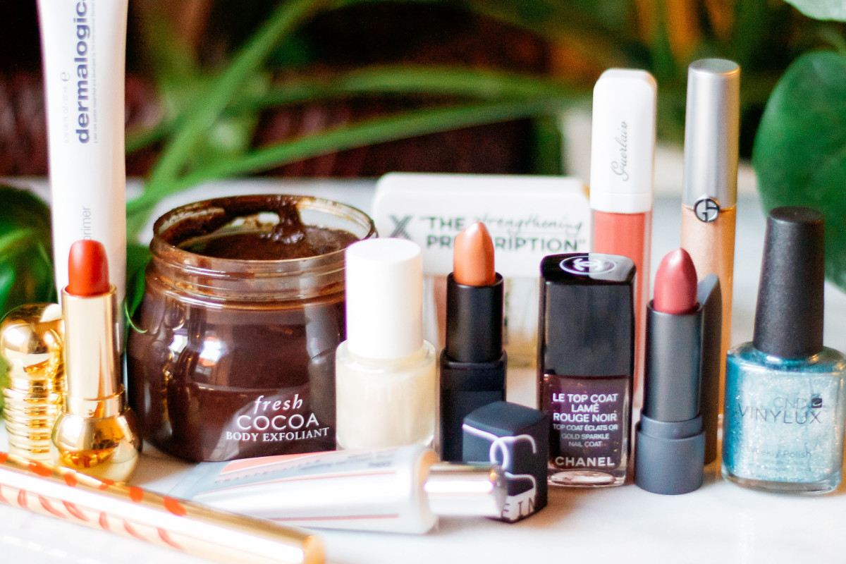 November 2015 beauty products