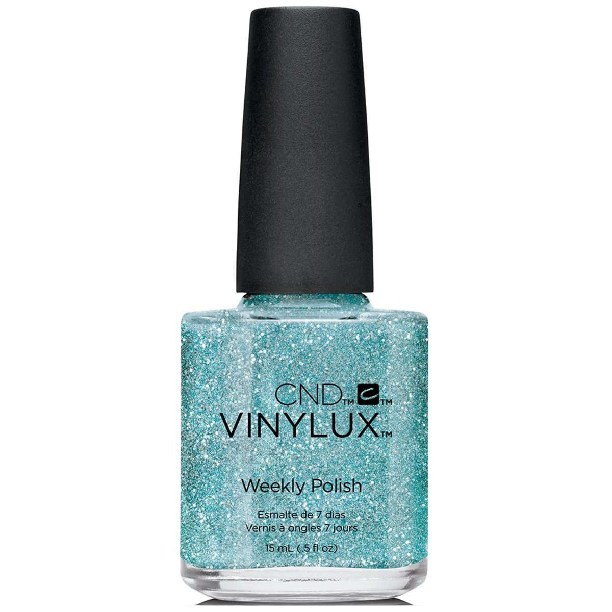 CND Vinylux Weekly Polish in Glacial Mist