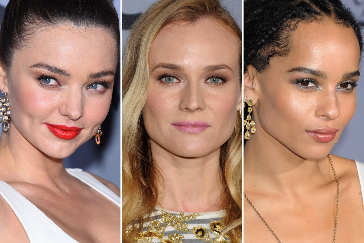 InStyle Awards 2015 beauty looks