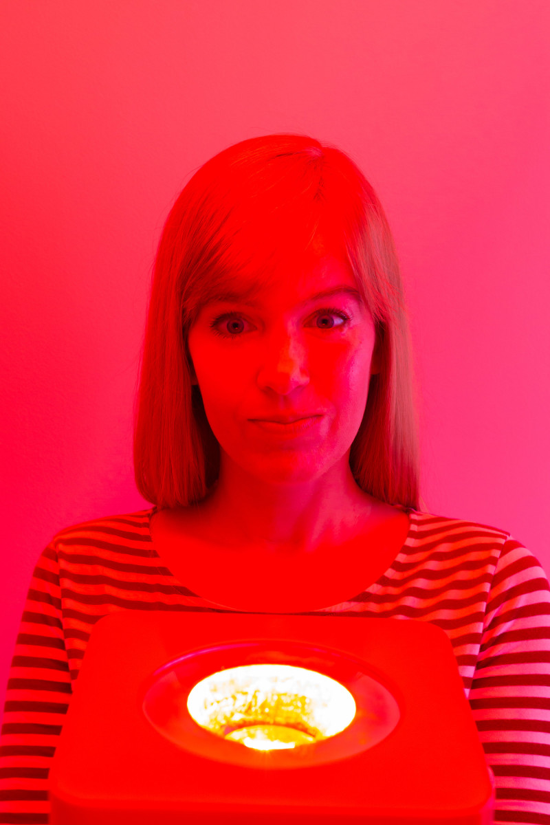 Red light therapy benefits