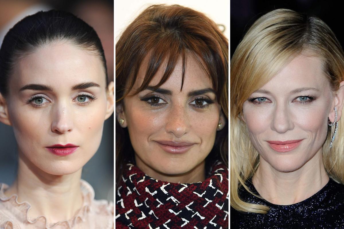 Rooney Mara, Penelope Cruz, Cate Blanchett