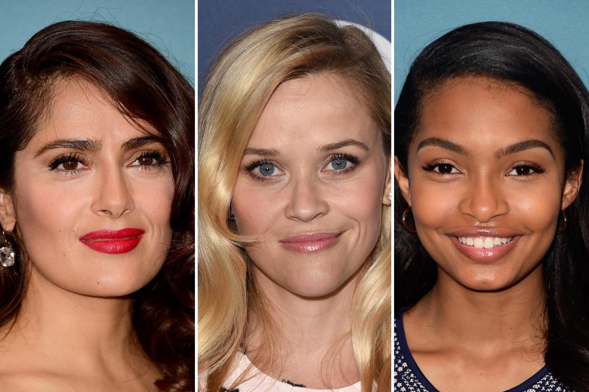 Variety Power of Women 2015 beauty looks