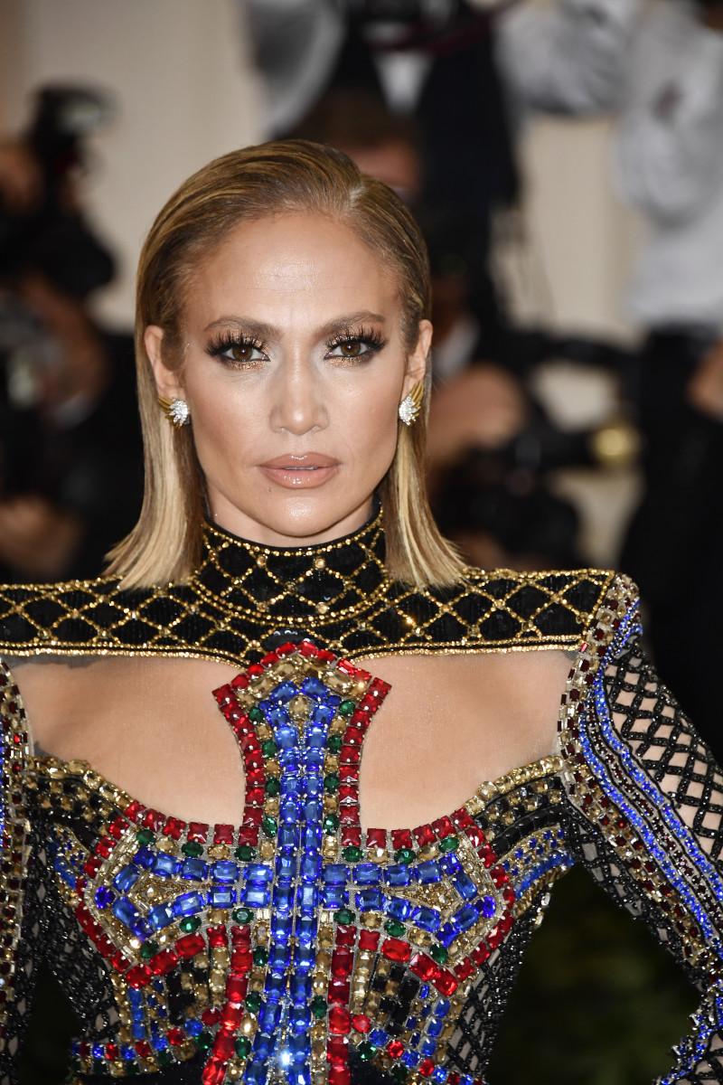 Jennifer Lopez, Met Gala, 2018