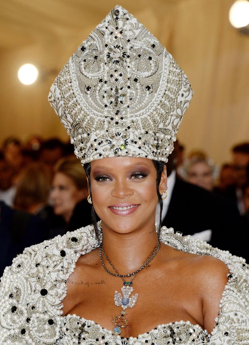 Rihanna, Met Gala, 2018