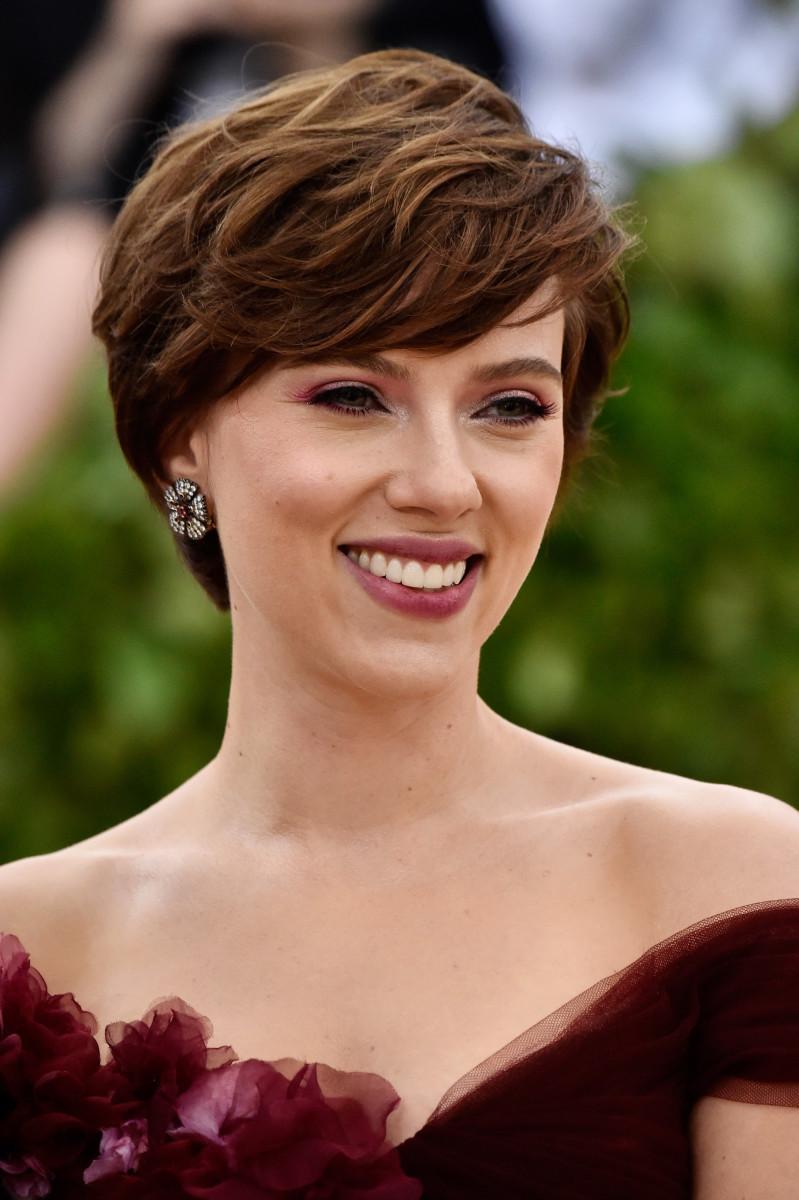 Scarlett Johansson, Met Gala, 2018
