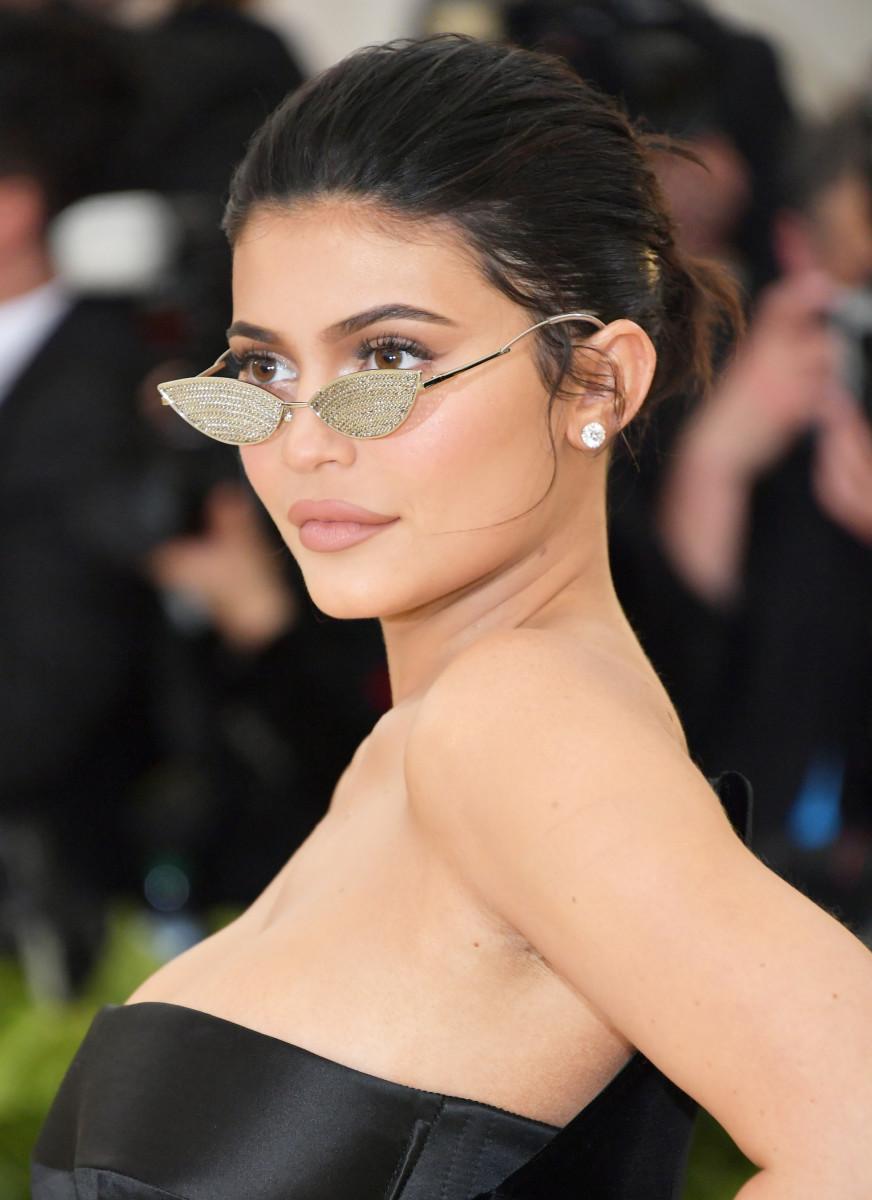 Kylie Jenner, Met Gala, 2018