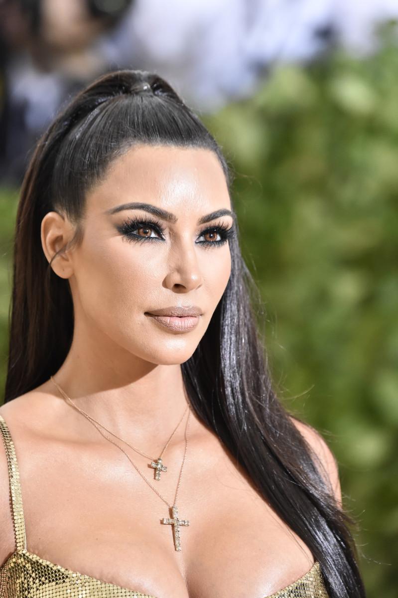 Kim Kardashian, Met Gala, 2018
