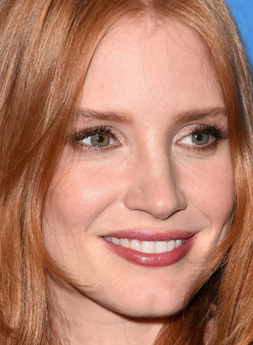 Jessica Chastain, The Martian photocall, TIFF 2015