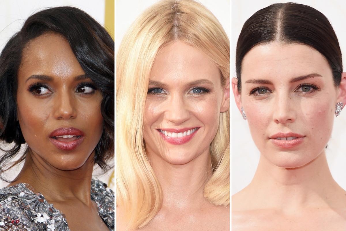 Emmy Awards 2015 beauty looks