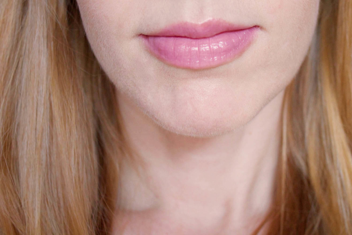 Mineral Fusion Sheer Moisture Lip Tint in Twinkle
