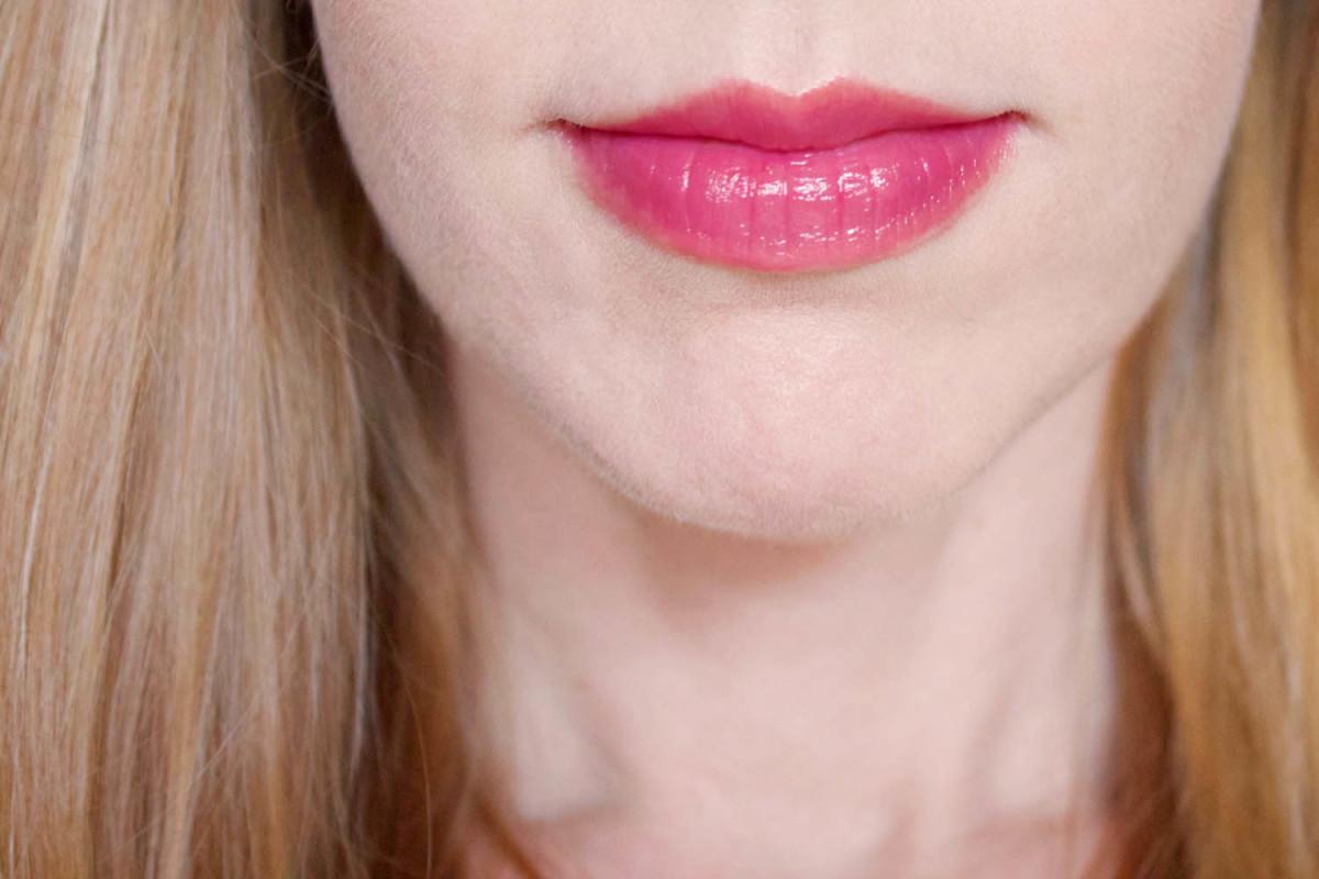 Mineral Fusion Sheer Moisture Lip Tint in Smolder