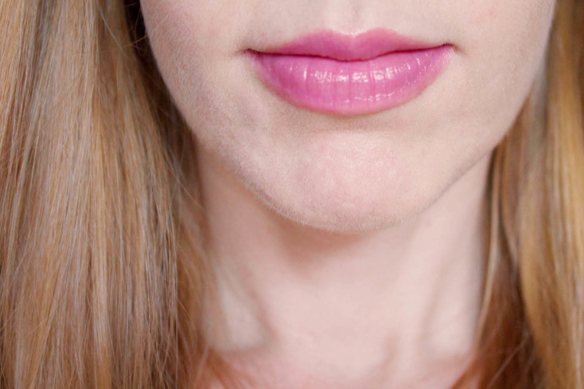 Mineral Fusion Sheer Moisture Lip Tint in Glow
