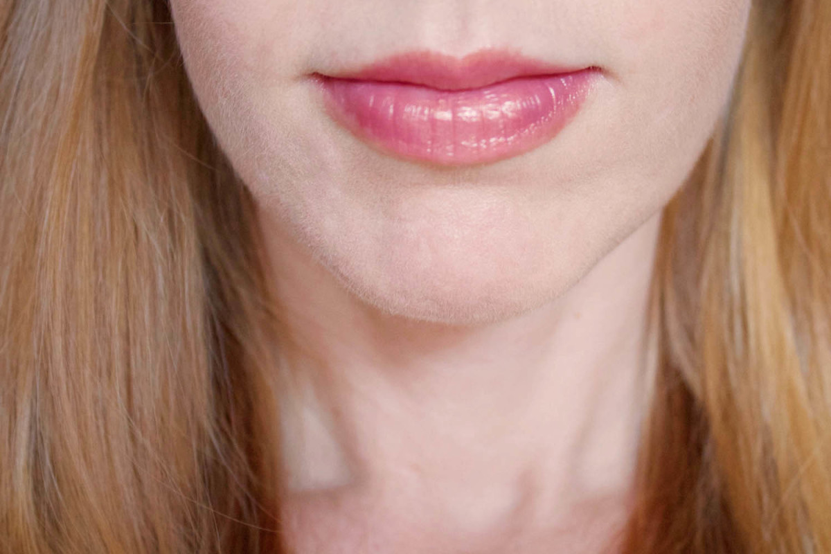 Mineral Fusion Sheer Moisture Lip Tint in Shimmer