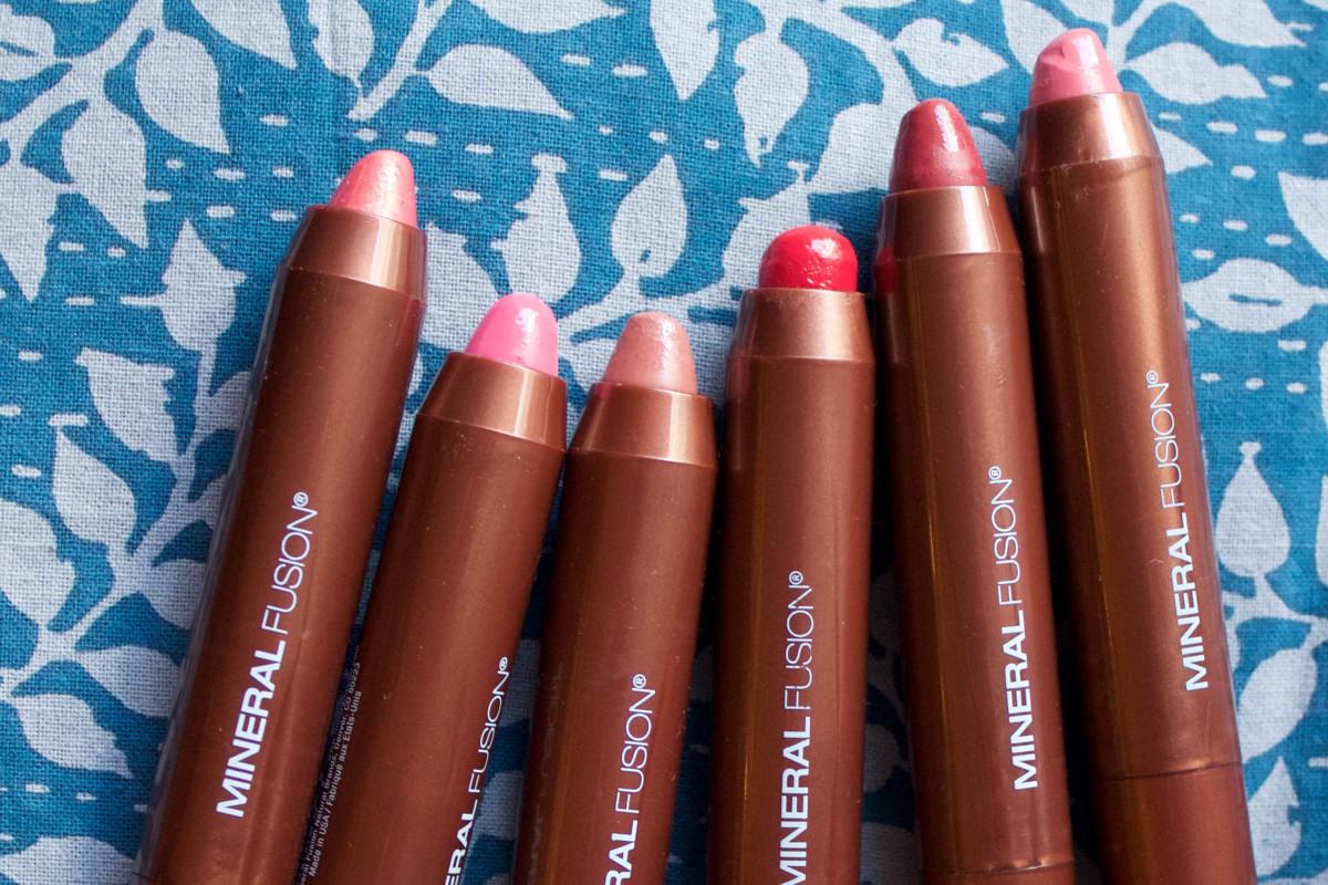 Mineral Fusion Lip Tint