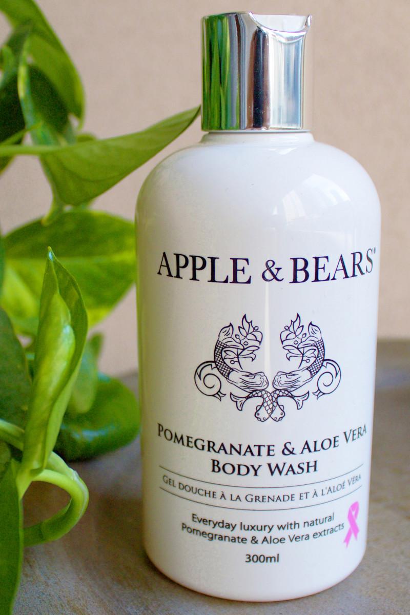 Apple and Bears Body Wash