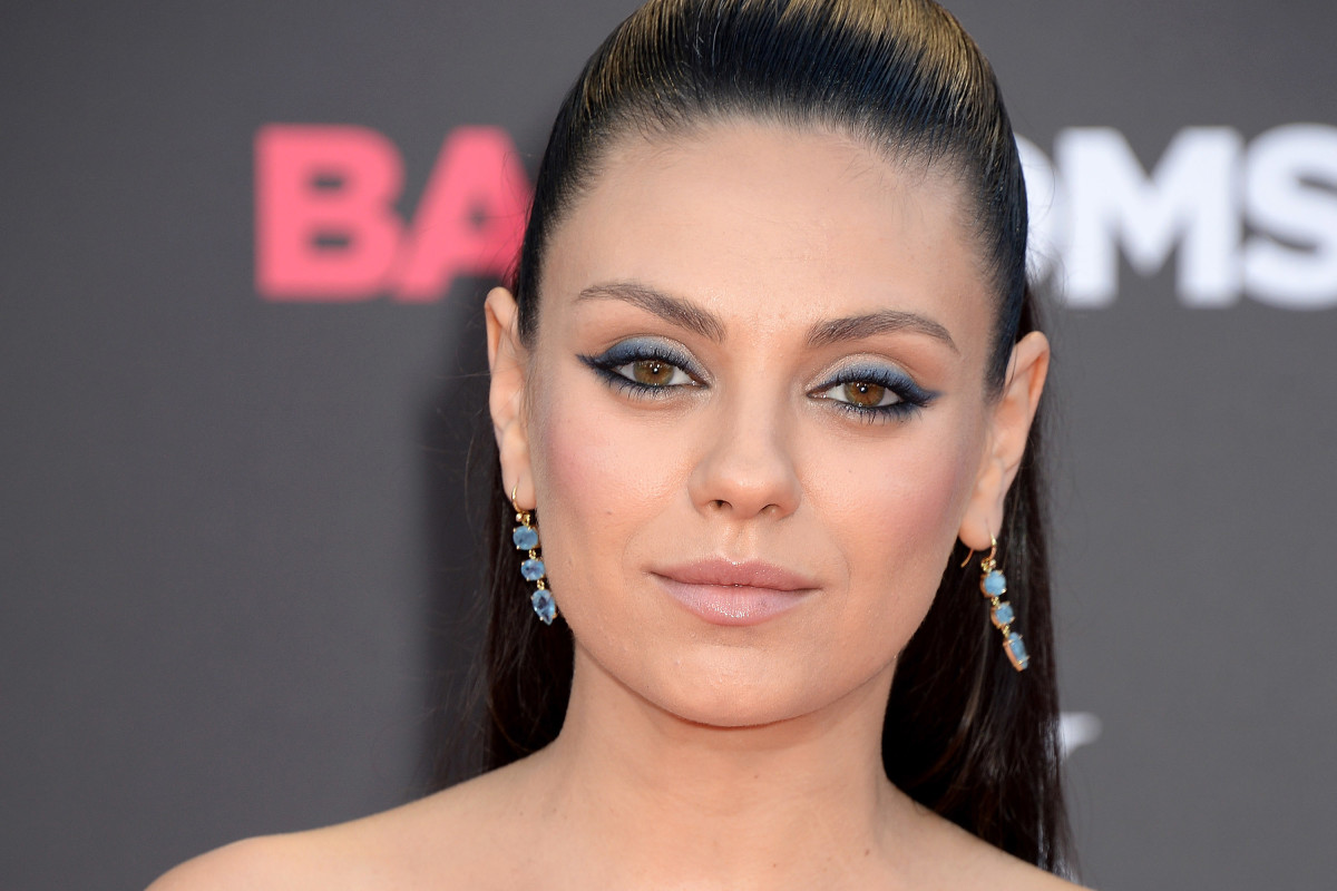 Mila Kunis before and after