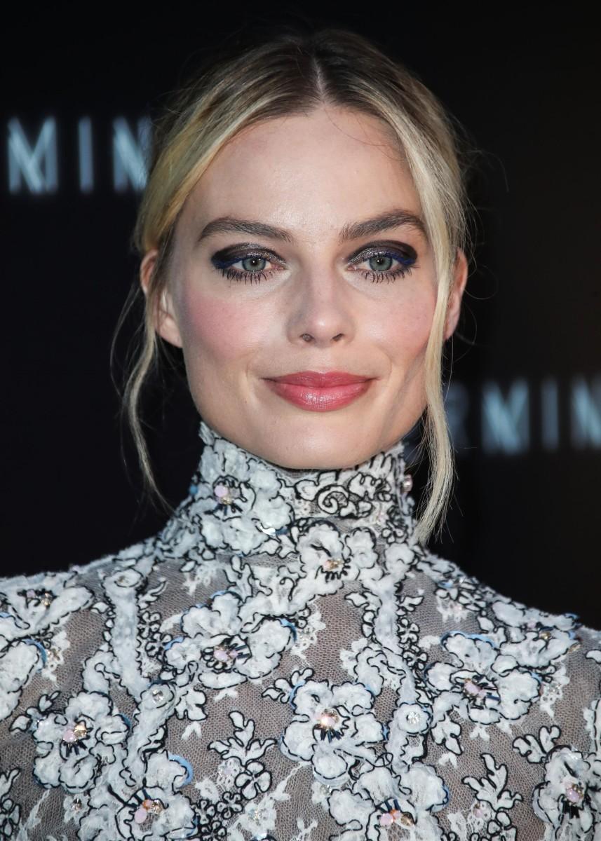 Margot Robbie, Terminal premiere, 2018