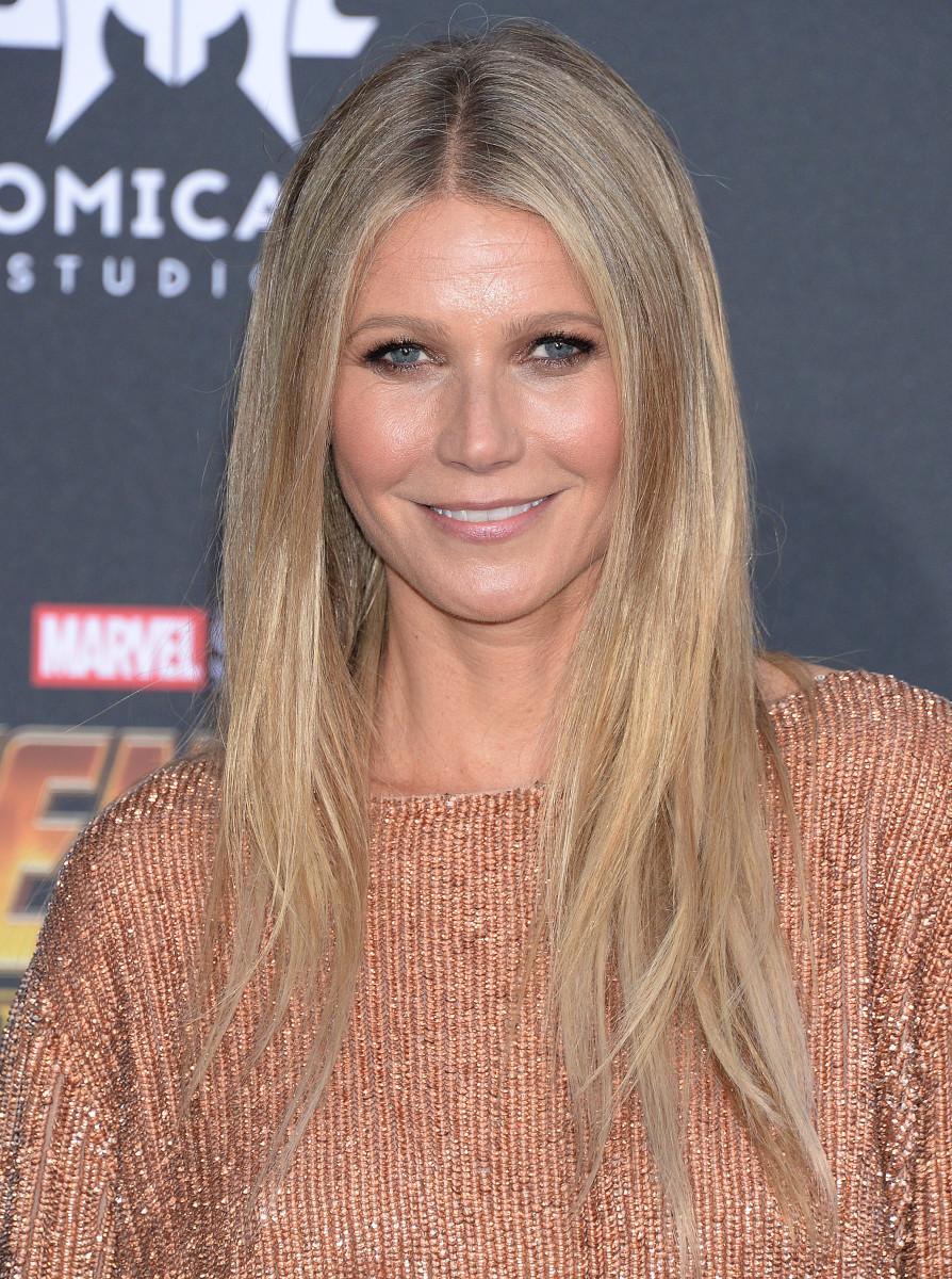 Gwyneth Paltrow, Avengers Infinity War premiere, 2018