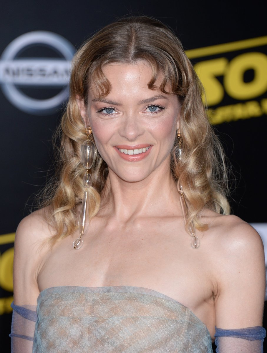 Jaime King, Solo A Star Wars Story premiere, 2018