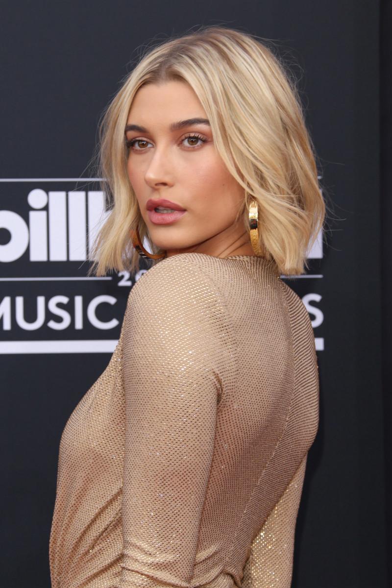 Hailey Baldwin, Billboard Music Awards, 2018
