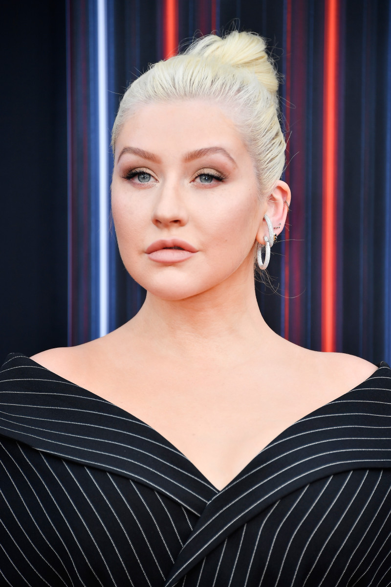 Christina Aguilera, Billboard Music Awards, 2018
