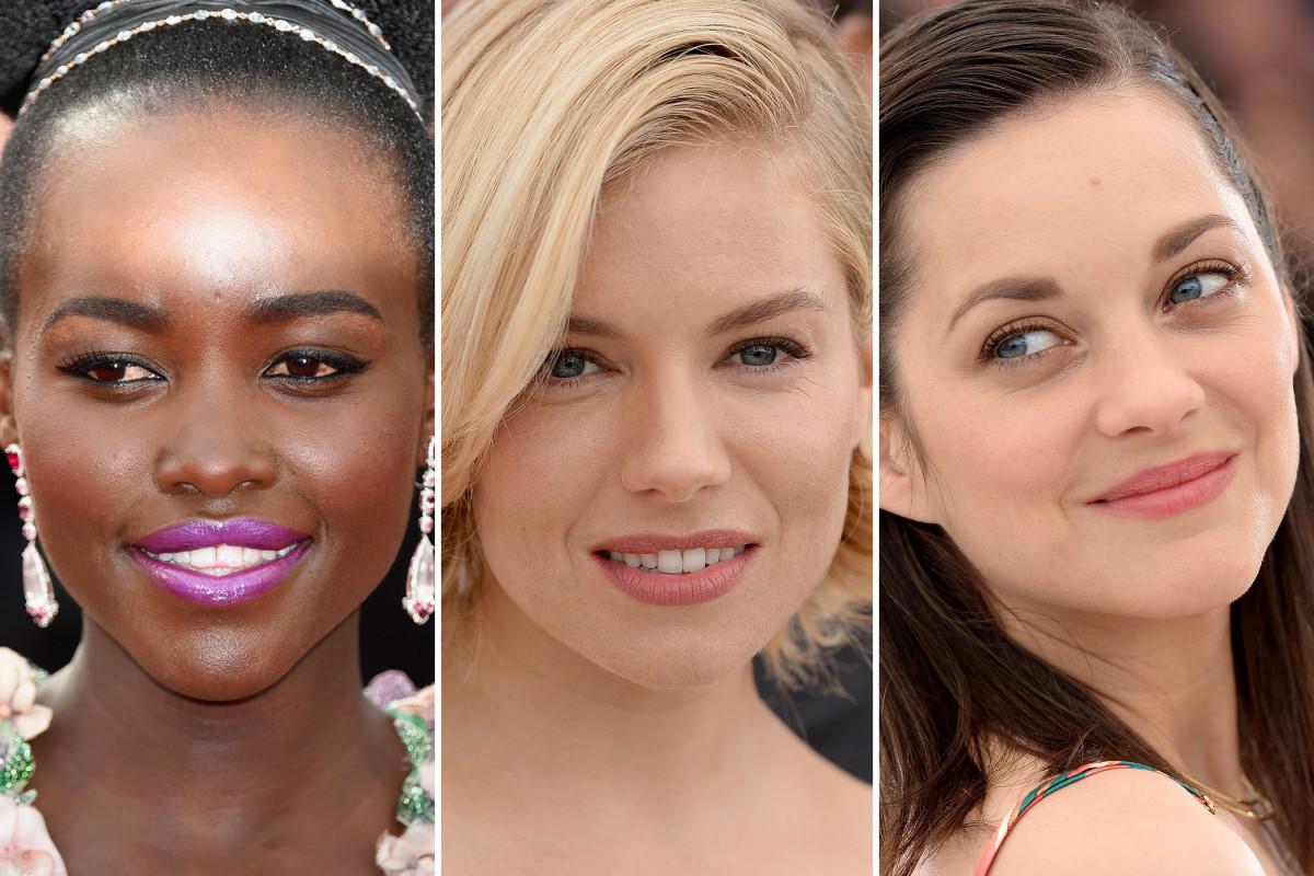 Cannes 2015 beauty looks