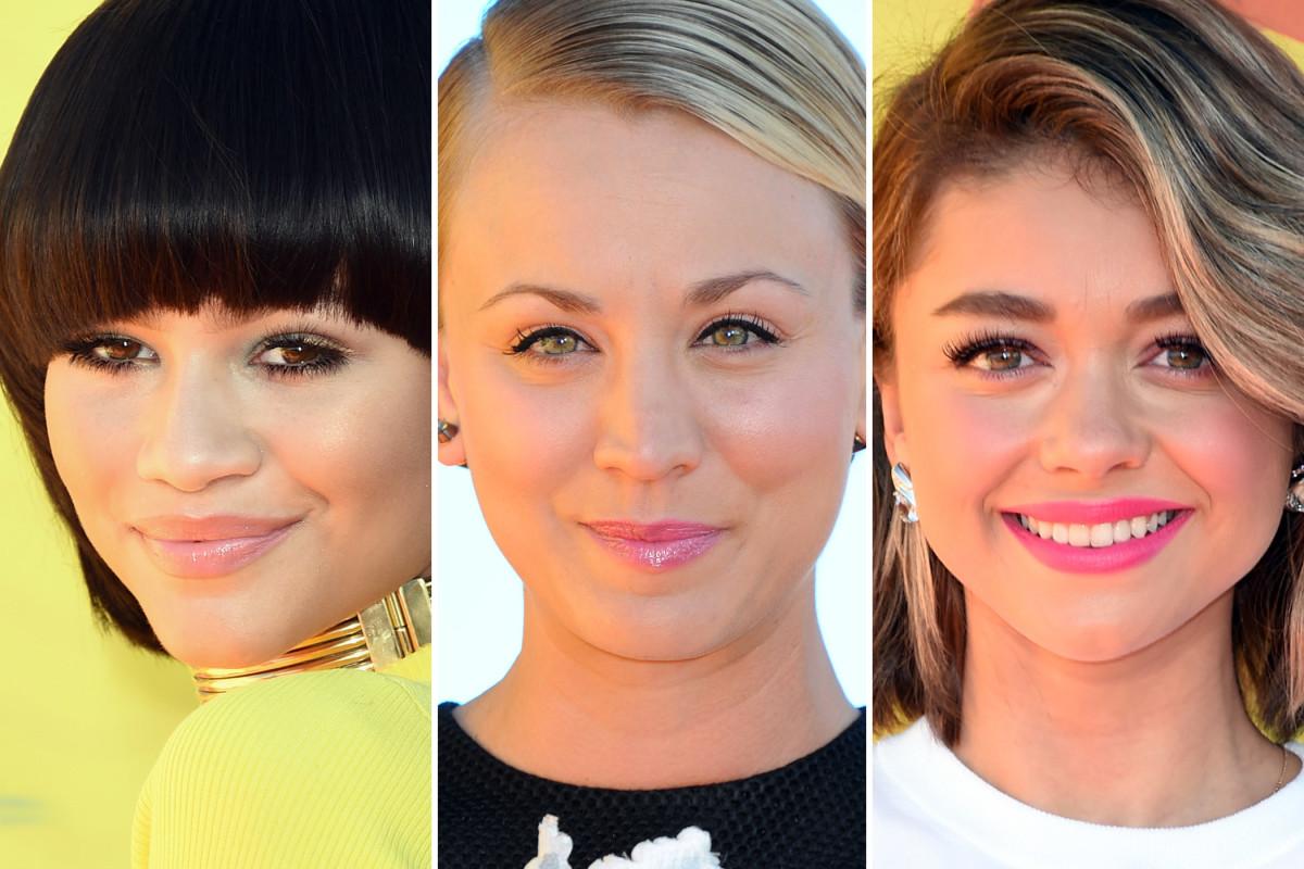 Kids' Choice Awards 2015 beauty looks