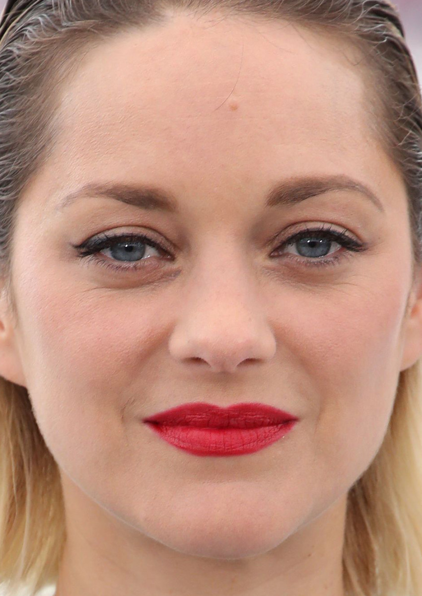 Marion Cotillard, Angel Face Cannes photocall, 2018