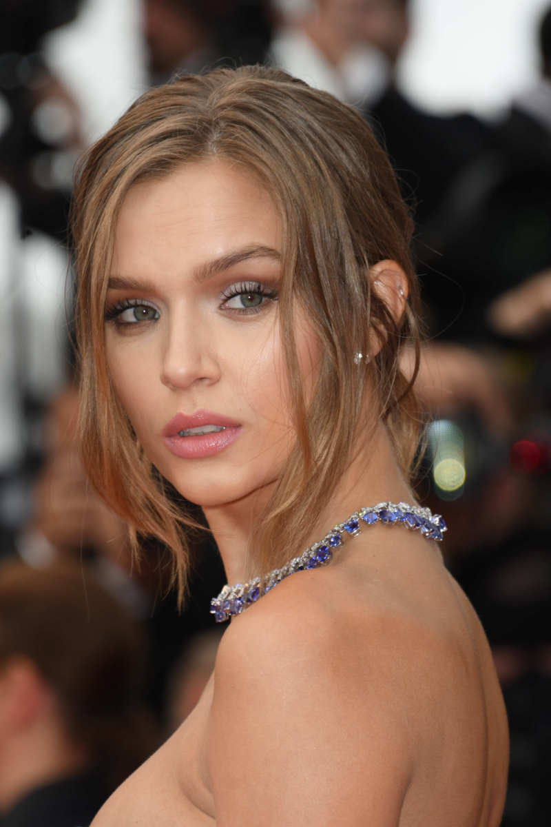 Josephine Skriver, Sorry Angel Cannes premiere, 2018