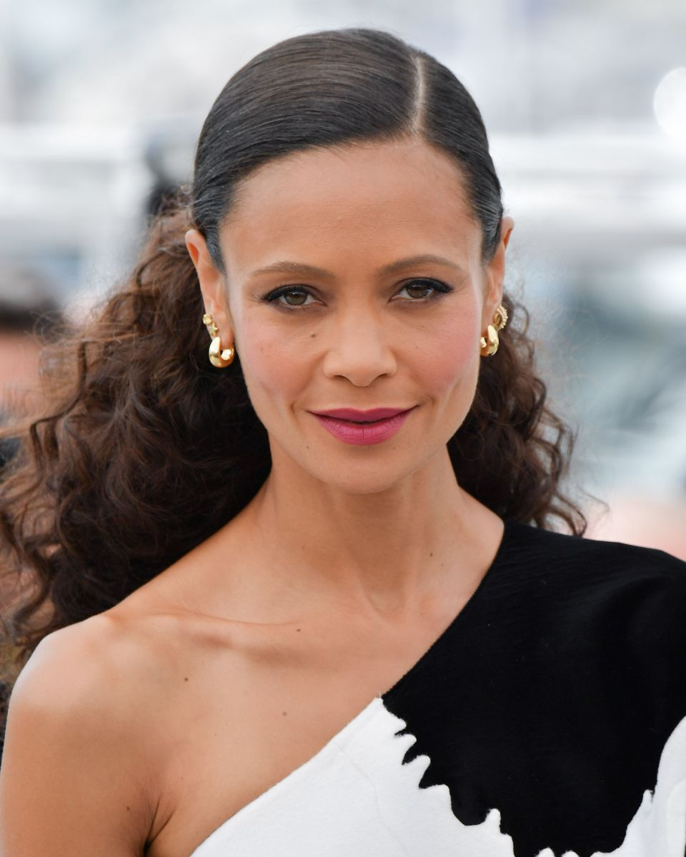 Thandie Newton, Solo A Star Wars Story Cannes photocall, 2018