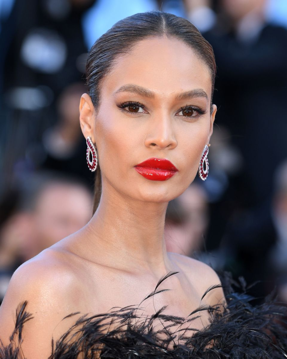 Joan Smalls, Girls of the Sun Cannes premiere, 2018