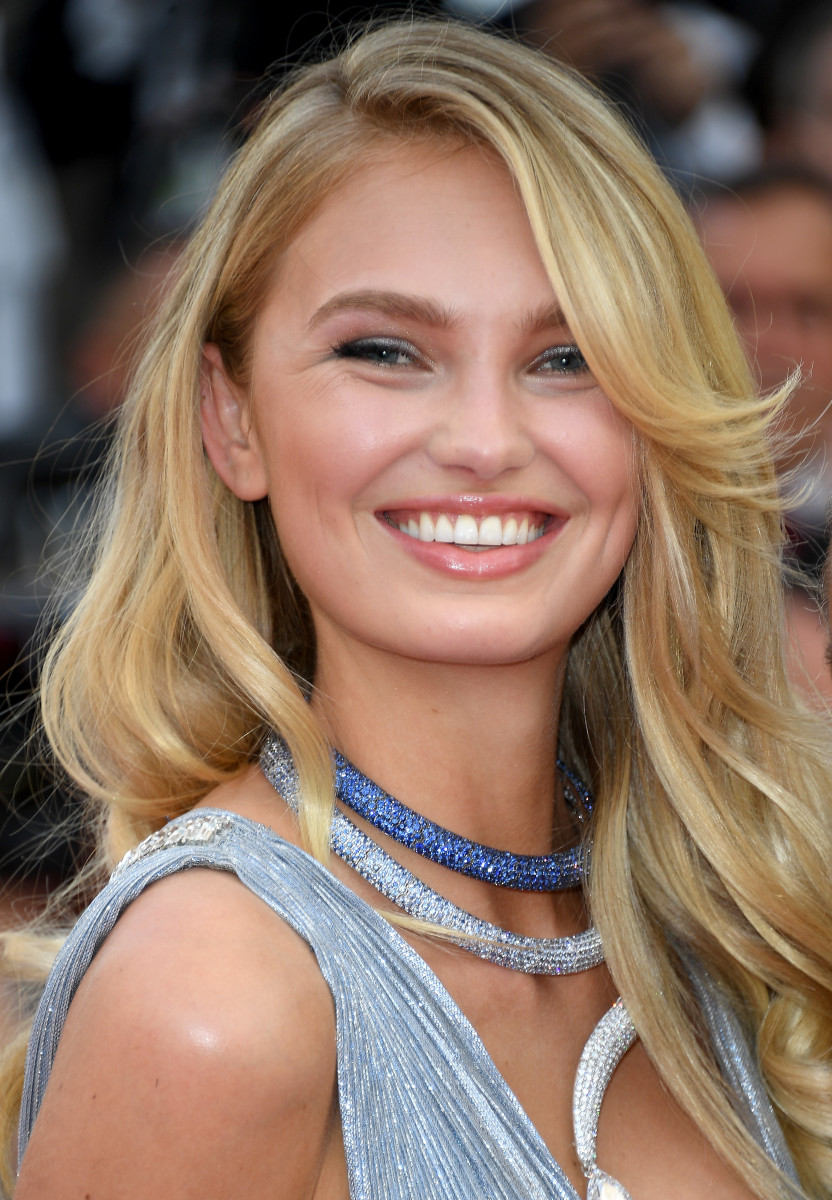 Romee Strijd, Everybody Knows Cannes premiere, 2018