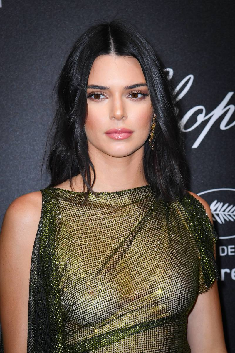 Kendall Jenner, Chopard Secret Night Party, 2018