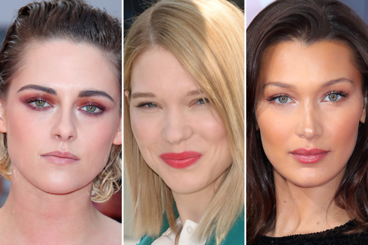 Cannes 2018 beauty looks