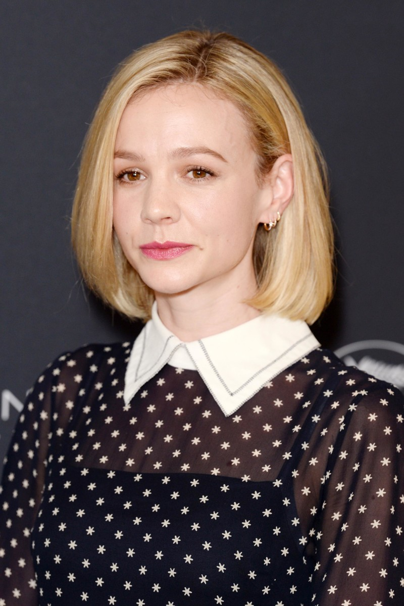 Carey Mulligan, Kering Women in Motion photocall, Cannes, 2018