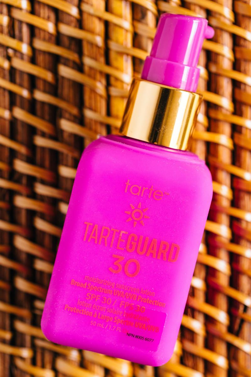 Sunscreen ingredients - Tarte Tarteguard 30 Sunscreen Lotion Broad Spectrum SPF 30