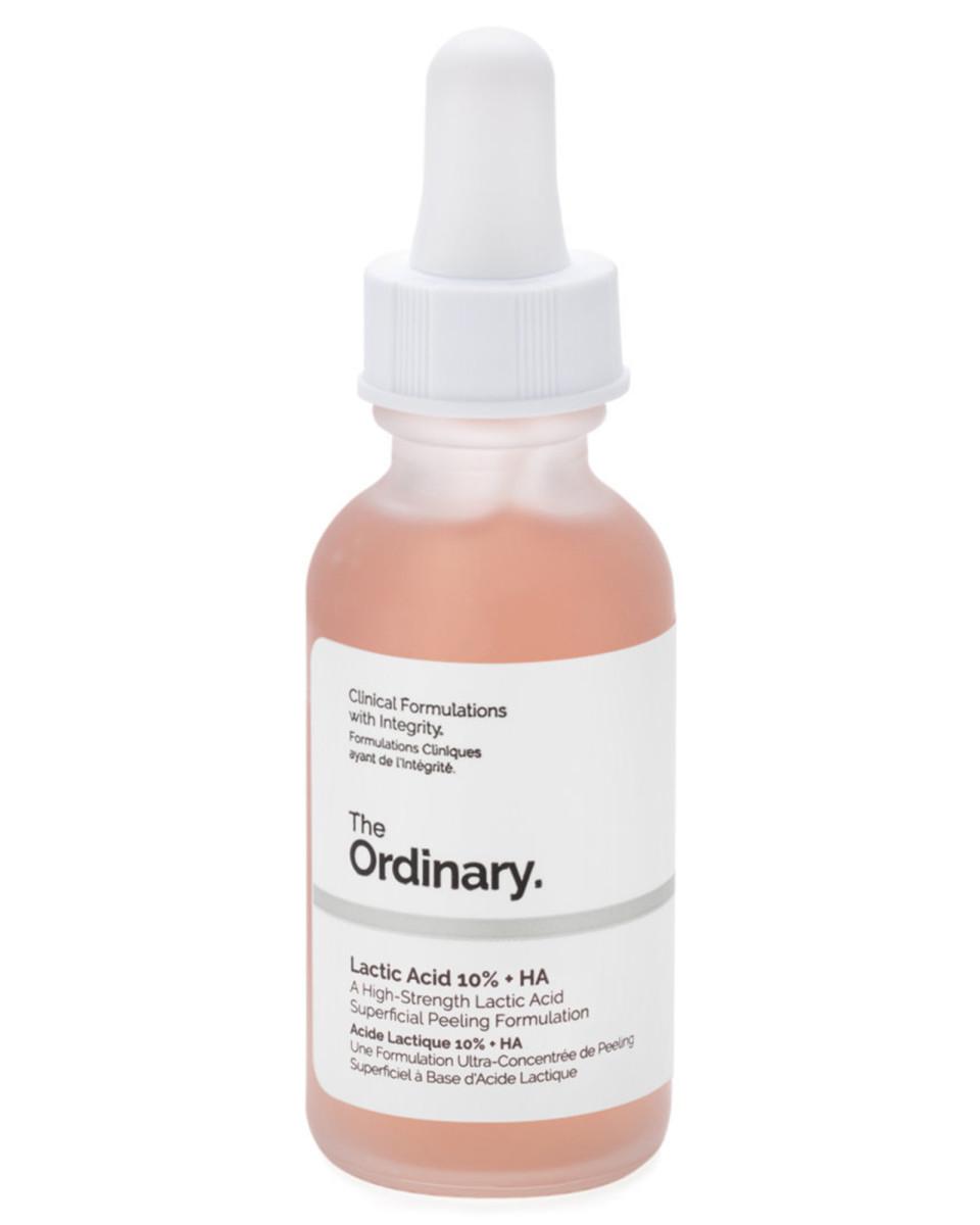The Ordinary Lactic Acid 10 Percent HA