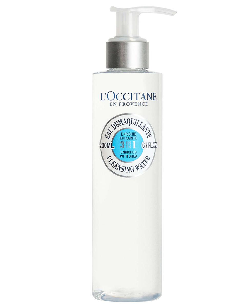 L'Occitane Shea 3-in-1 Cleansing Water