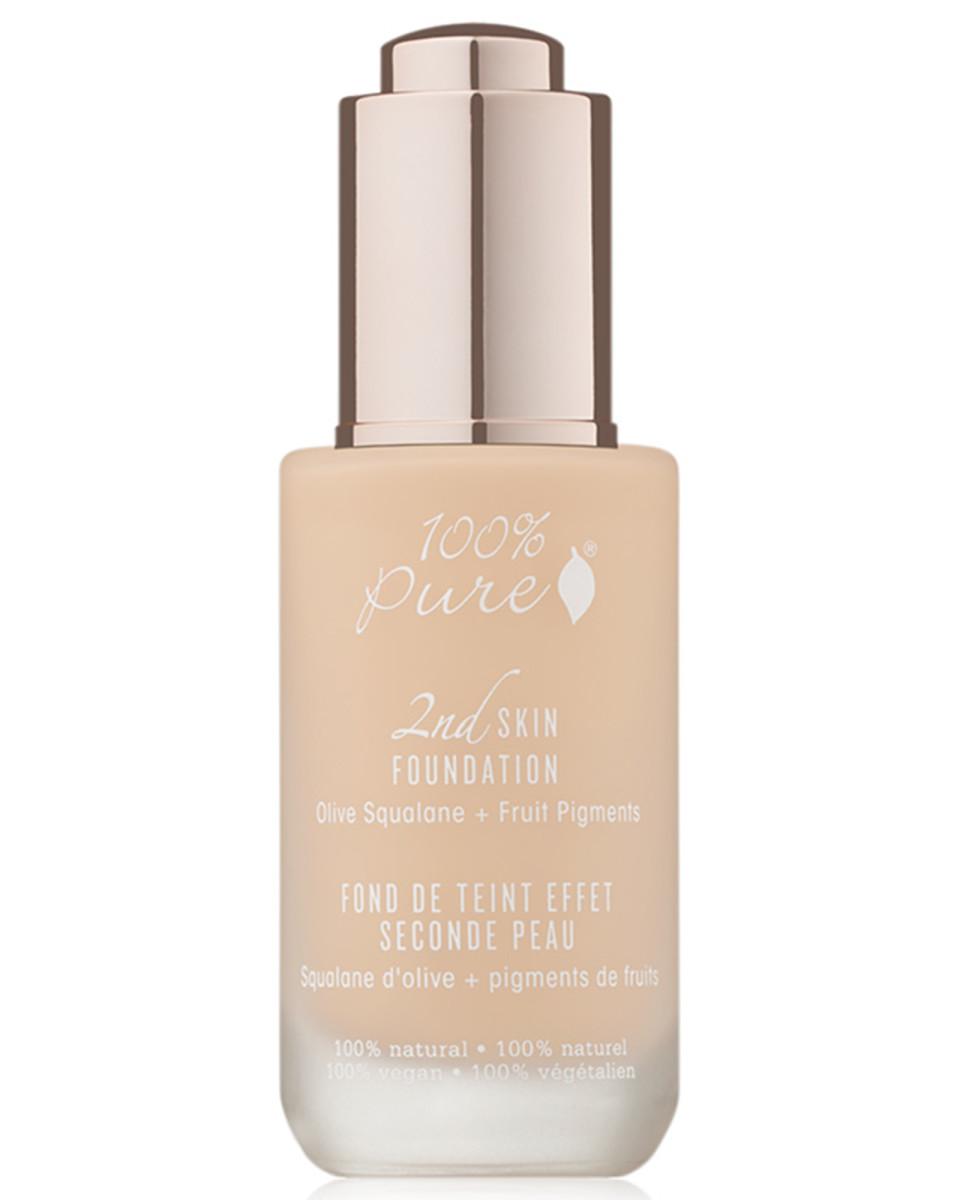 100 Percent Pure 2nd Skin Foundation