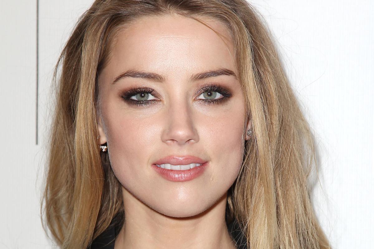 Amber Heard, The Adderall Diaries premiere, 2015