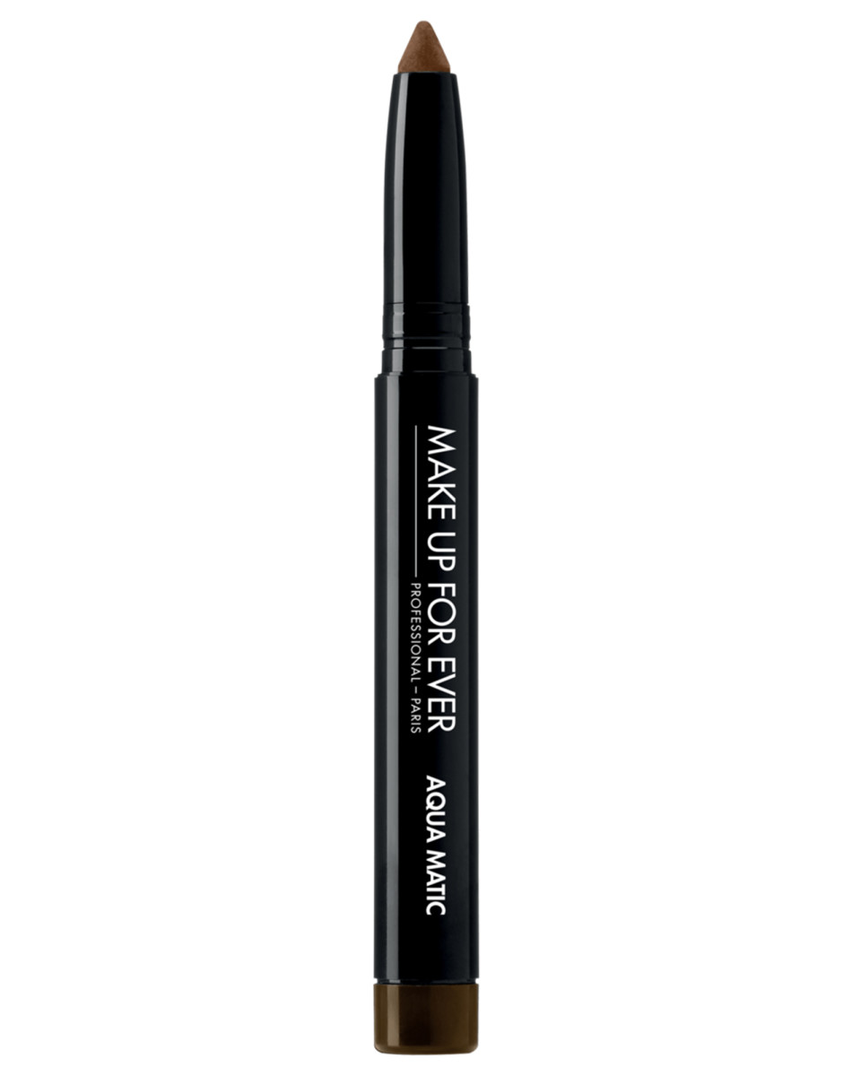 Make Up For Ever Aqua Matic in Satiny Warm Brown S-60