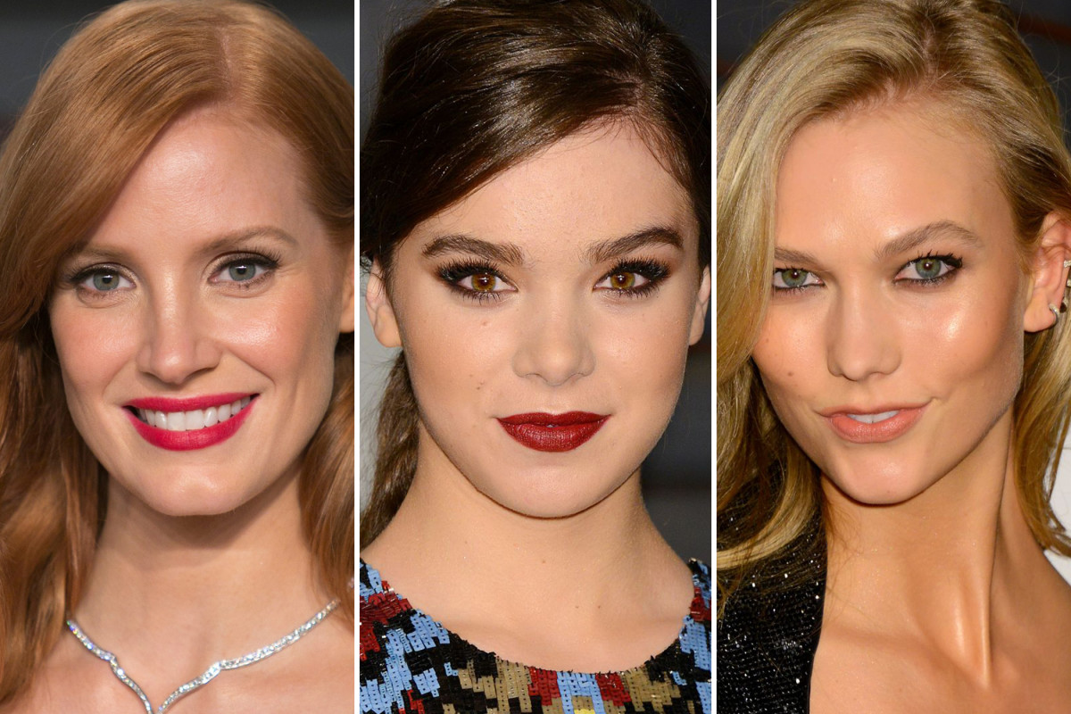 Oscars 2015 after-party beauty looks